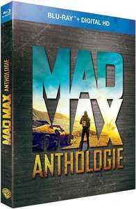 Mad Max Anthologie (Blu-ray) für 13,87€ (Amazon.fr)
