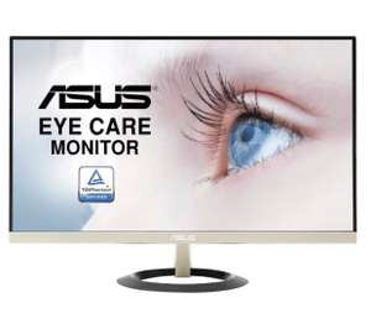 ASUS VZ249Q 23.8 Zoll Full-HD IPS LED-Monitor @MediaMarkt für 119€