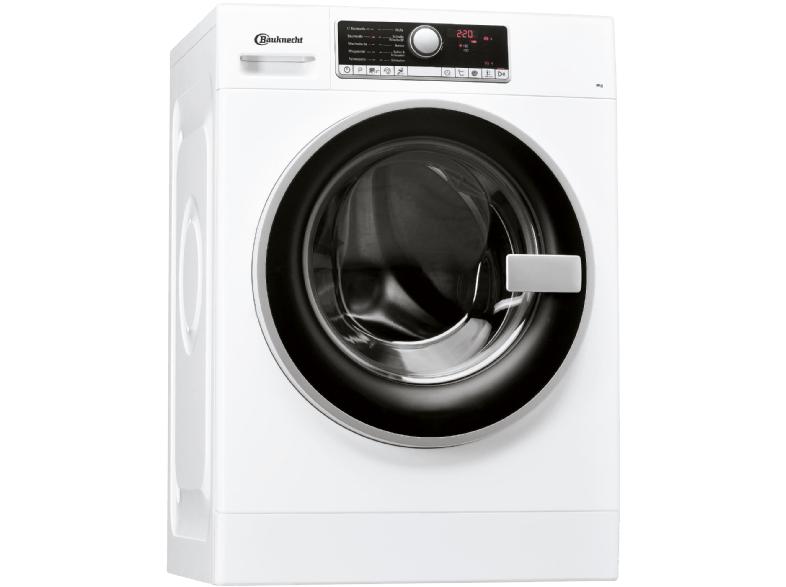 [MM online] BAUKNECHT WM MOVE 914 PM Waschmaschine (9 kg, 1400 U/Min., A+++)