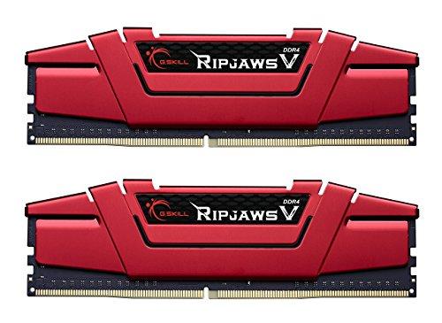 [Amazon oder MM] G.Skill Ripjaws Ripjaws F4-2133C15D-8GVR Arbeitsspeicher 8GB PC 2133 (CL15, 2x 4GB) DDR4-RAM Kit