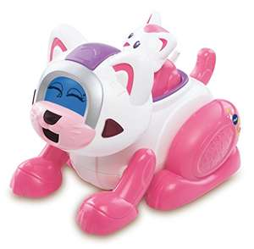 AMAZON PRIME VTech 80-182904 Elektronische Haustier KidiCat mit Kätzchen vglp. ~25€