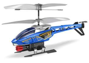 "Amazon Prime RC Heli mit Boardkanone ""World Brands – nanocóptero Defender"""