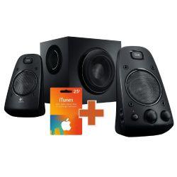 [cyberport] Logitech Z623 2.1 THX Lautsprechersystem inkl. 25 Euro iTunes Gutschein