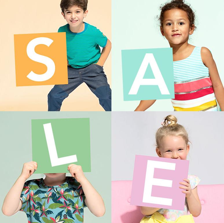 Kinderkleidung im Sale bei [tausendkind] Shirts und Shorts ab 3,95€, versandkostenfrei ab 29,90€