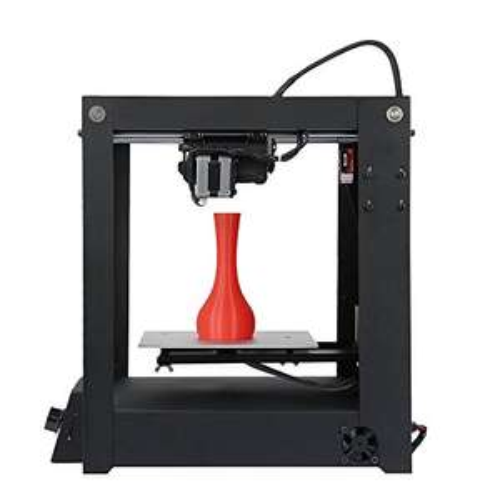 Mecreator 2 3D-Drucker mit stabilem Metallrahmen und Heatbed (UPDATE)