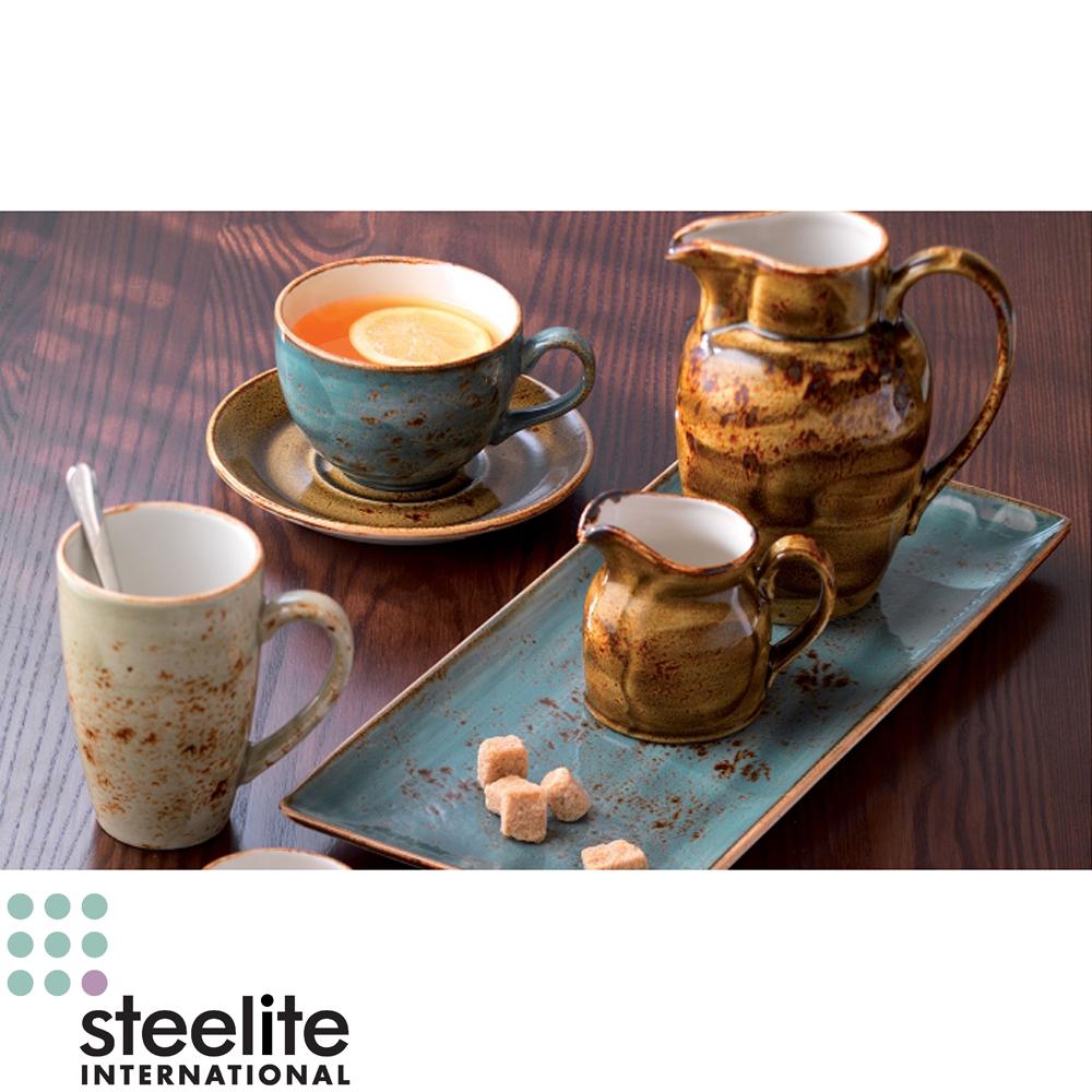 Steelite - 6er Set // Tischplatte für ein edeles Design