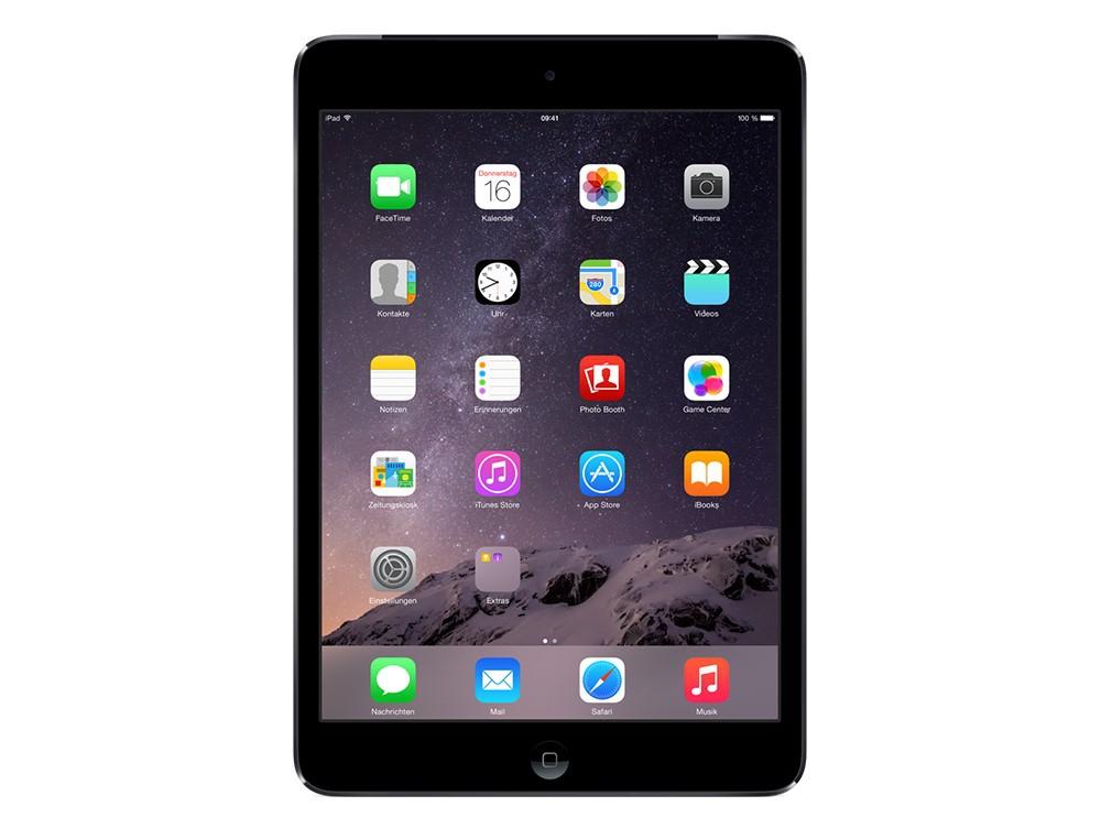 [Lokal - Gravis] Apple iPad mini mit Wi-Fi + Cellular 16GB, schwarz - nur Selbstabholung