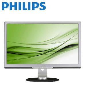 PHILIPS 220P4LPYES - 55,9cm 22Zoll - TFT LCD LED - 16:10 - 1920x1080 -  VGA DVI-D