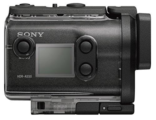 Sony HDR-AS50 Actioncam (3-fach Zoom, Zeiss Tessar, SteadyShot, Wi-Fi, BIONZ X, Exmor R CMOS-Sensor, Unterwassergehäuse) für 132,63€ (Amazon.es)