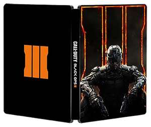 Cod Black Ops 3 Steelbook Edition (PS4)