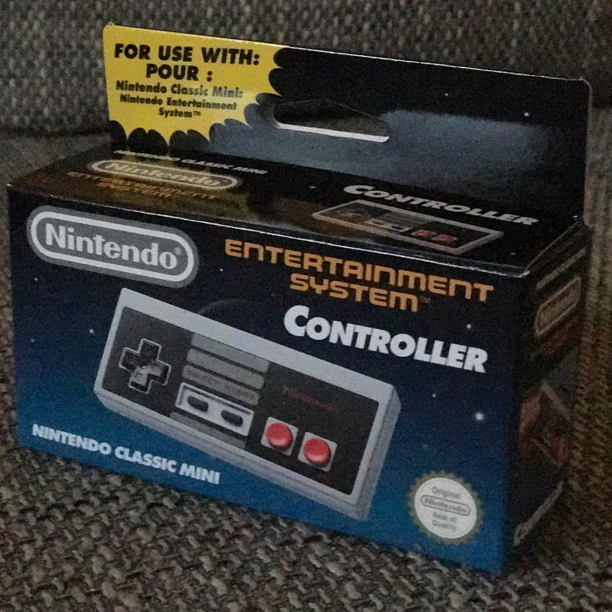 [Saturn Lokal Neckarsulm] NES MINI Classic Controller