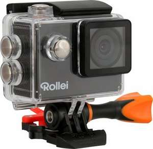 Otto.de Tagesangebot Rollei Actioncam 425 Set 4K (Ultra-HD) Actioncam, WLAN inkl. Rollei Outdoor-Set für 93,95