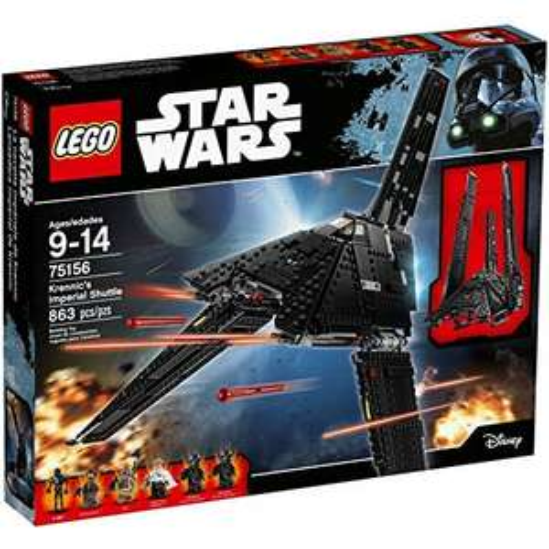 [Amazon & real] LEGO® Star Wars 75156 Krennics Imperial Shuttle für 59,99€ inkl. Versand