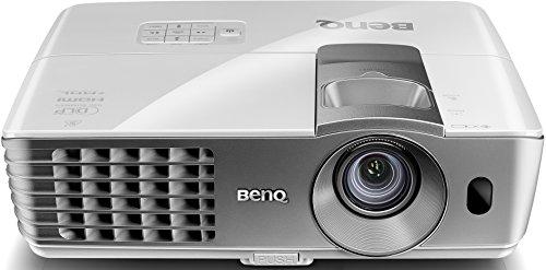 BenQ W1070+ 3D Heimkino DLP-Projektor (Full HD 1920x1080 Pixel, 2.200 ANSI Lumen, Kontrast 10.000:1, 2x HDMI, MHL, vertikal Lens-Shift) weiß für 565,82€ [Amazon.co.uk]