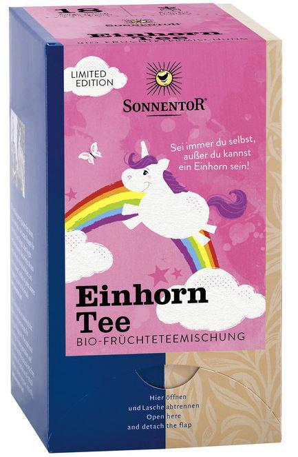 Kostenlose Probe von BIO Einhorn Tee