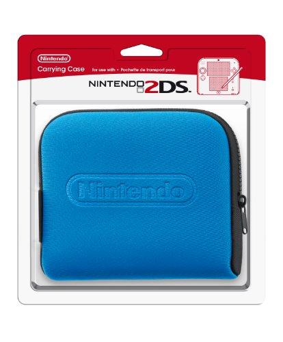 [Amazon Prime] Nintendo 2DS Tasche Blau Schwarz