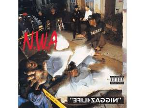 [Saturn] [Amazon Prime] N.W.A - EFIL4ZAGGIN (LTD.BACK TO BLACK EDT.) - LP (VINYL)