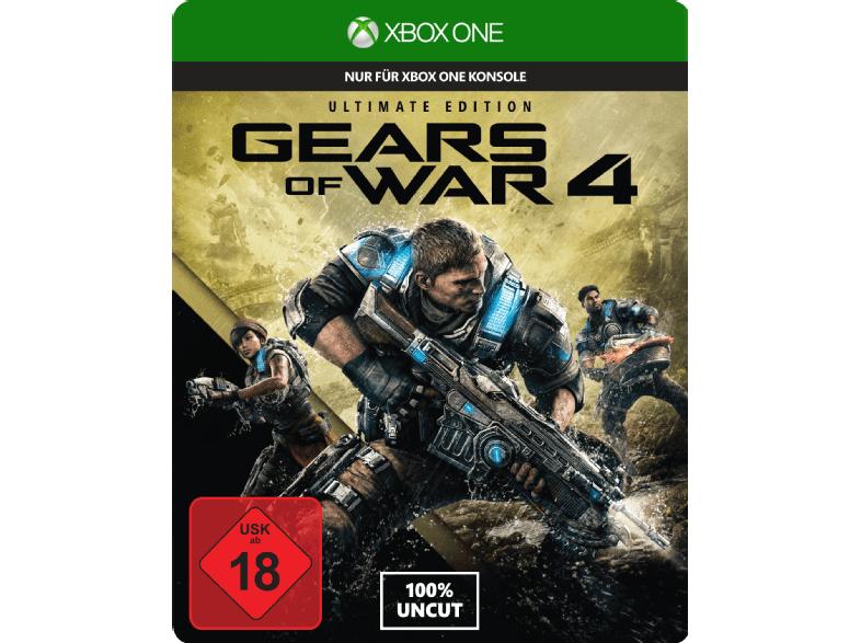 Gears of War 4 Ultimate Edition Xbox One (Saturn + Mediamarkt Online)