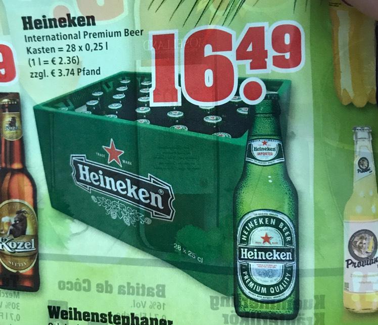 Heineken 28x 0,25
