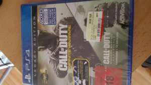 [LOKAL] Infinite Warfare Legacy Edition PS4 - Media Markt Berlin Im Schloss