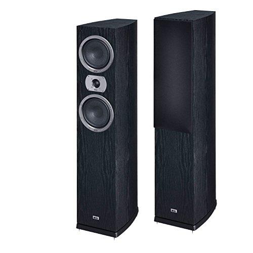 Heco Victa Prime 502 schwarz, 2 1/2-Wege Standlautsprecher (Stück) für 103,84€ [Amazon]