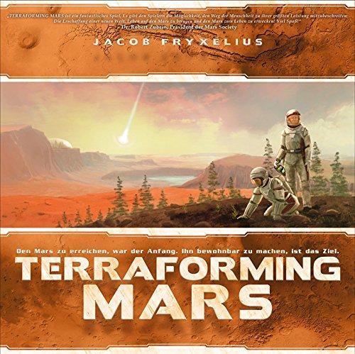 Terraforming Mars • BoardGameGeek #7 • 20% unter idealo • nominiert zum Kennerspiel des Jahres 2017 [thalia-App]