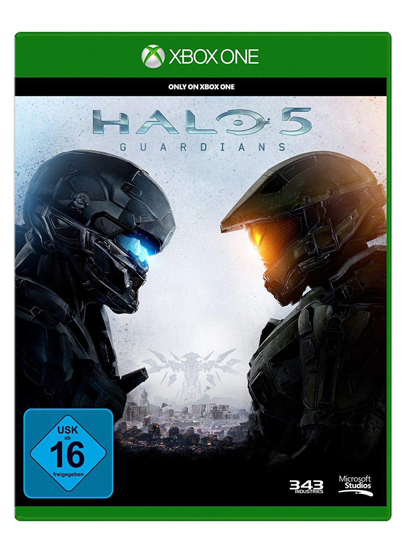 Halo 5: Guardians (Xbox One) für 16€ versandkostenfrei (Media Markt)