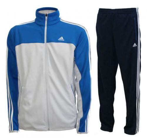 Adidas TS ICONIC KN Retro Trainingsanzug für 24,99€ + 4,90€ Versand beim dealclub