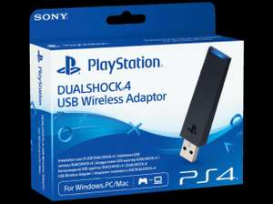 SONY Playstation 4 DualShock USB Wireless Adapter für 9€ [Media Markt]