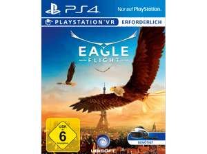 Eagle Flight VR [PlayStation 4] für 19€ versandkostenfrei / Media Markt !