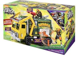 Teenage Mutant Ninja Turtles 14088331 - Turtles Movie II Turtle Tactical Truck