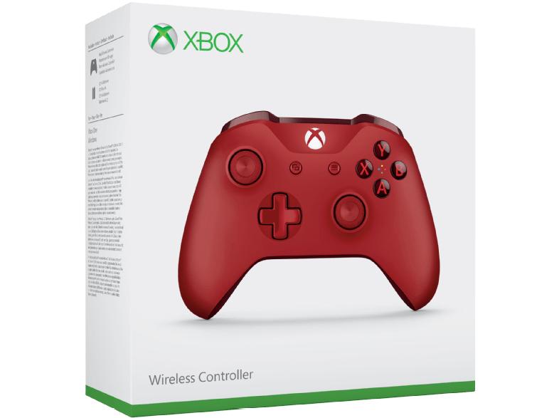 Xbox Wireless Controller S (Rot) für 39€ versandkostenfrei (Media Markt)