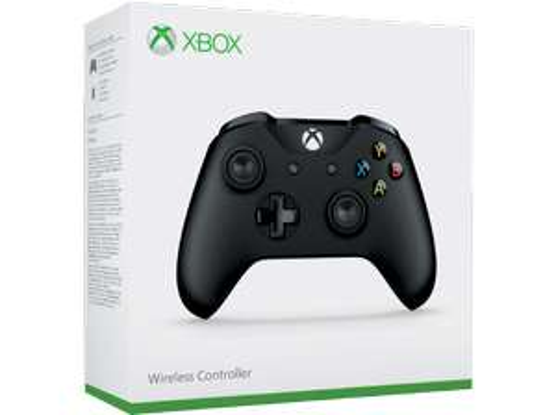 MICROSOFT Xbox Wireless Controller Schwarz für 39,-€ [Mediamarkt/Amazon]