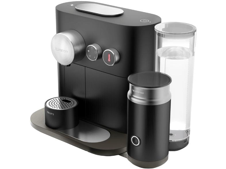 KRUPS XN6018 Nespresso Expert&Milk Kapselmaschine Schwarz für 207,-€ [Mediamarkt]