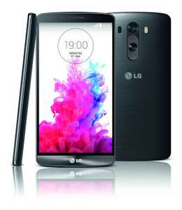 LG G3 32 GB/3 GB gebraucht: gut, Amazon MP - Versand durch Amazon