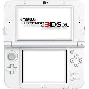 New Nintendo 3DS XL White Bestpreis [Mediamarkt Outletaktion]