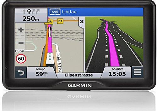 Garmin camper 760LMT-D EU Navigationsgerät (lebenslange Kartenupdates, Verkehrsfunklizenz, DAB+, Sprachsteuerung, 7 Zoll) für 242,02€ [amazon.es]