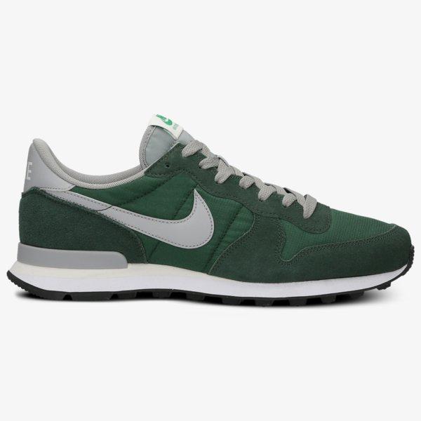 Nike INTERNATIONALIST Schwarz (45,5) und Grün (46)