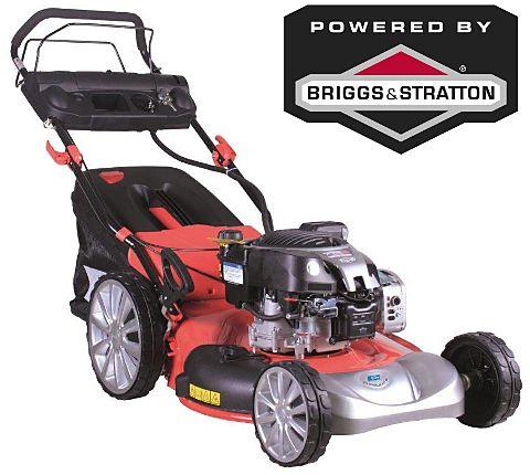 [gartenxxl.de] Güde Big Wheeler 515 BS Benzin-Rasenmäher Briggs & Stratton mit Elekrostart für 341,96 € statt 454,90 €