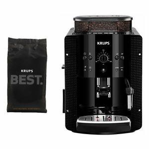 Krups Kaffeevollautomat EA8108 inkl. 1kg Krups BEST. Kaffeebohnen für 182,75€