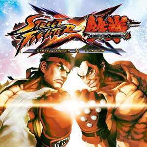 Street Fighter X Tekken (PS Vita) für 3,99€ (PSN Store)