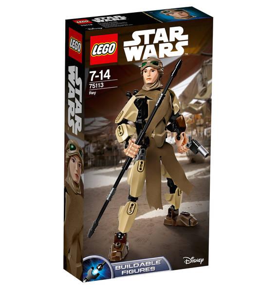 Lego™ - Star Wars: Rey (75113) €5,21 [Kaufhof.de]