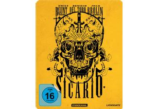 [Amazon Prime] Sicario (Steel-Edition) [Blu-ray]