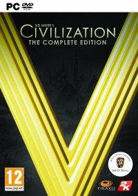 Sid Meier's Civilization V: The Complete Edition (Steam) für 6,55€ (CDKeys)