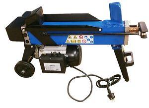 Holzspalter ( noname ) 4t - 4000kg, Leistung 1,5 kW, 230 Volt, 370 mm Hub