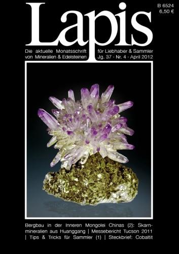 Lapis. Magazin über Mineralien. Kostenloses und unverbindliches Probeheft