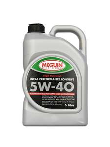 Meguin Megol Ultra Performance SAE 5 W-40, 5 L