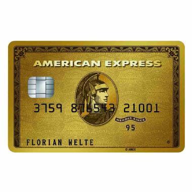 American Express (AMEX) Gold Kreditkarte: 100€ Startbonus in Form von Amazon Gutschein + 100€ Bonus für einen Werber