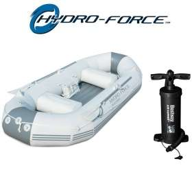 [Rakuten] Bestway Hydro Force Marine Pro Schlauchboot-Set