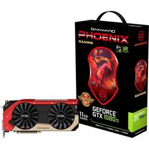 [Mindfactory] Gainward GeForce GTX1080Ti Phoenix Golden Sample für 699€